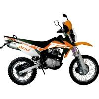 Мотоцикл Racer Enduro RC200GY-C2
