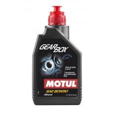 Трансмиссионное масло MOTUL Gearbox 80W90 (1 л. квадроциклы)