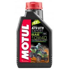Моторное масло MOTUL ATV-UTV EXPERT 10W40 (1 л.)