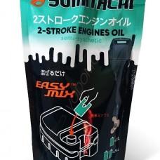 Порционное моторное масло SUMITACHI 2-STROKE ENGINES OIL TC-W3 0.25л