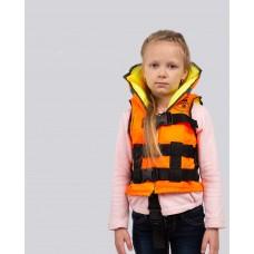 Спасательный жилет  детский «MedNovTex»  (сертифицированный)