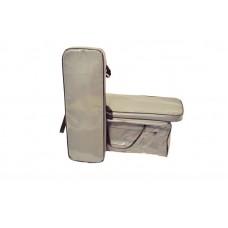 Комплект сумка-рундук и сидушки мягкие из ПВХ